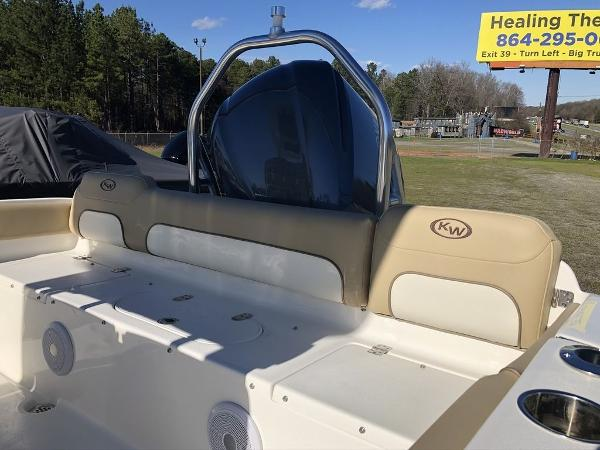 2020 Key West boat for sale, model of the boat is 219 FS & Image # 8 of 11