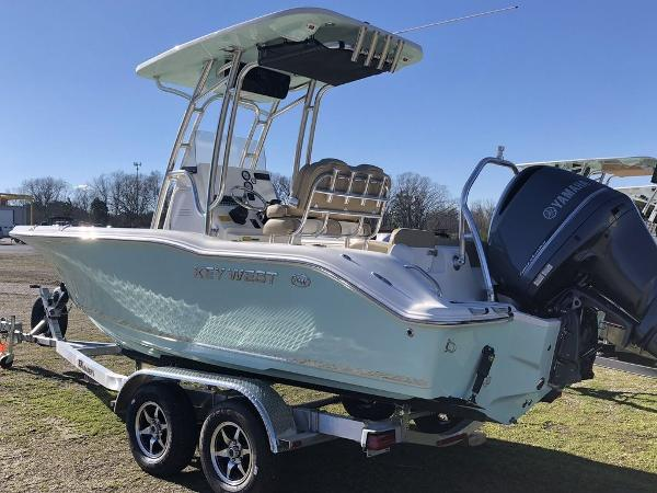 2020 Key West boat for sale, model of the boat is 219 FS & Image # 10 of 11