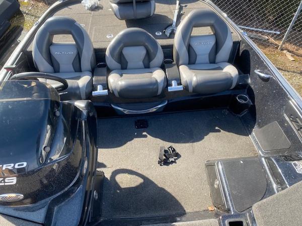 2015 Nitro boat for sale, model of the boat is Z-9 & Image # 4 of 14