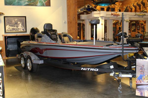 2020 Nitro boat for sale, model of the boat is Z20 & Image # 1 of 58