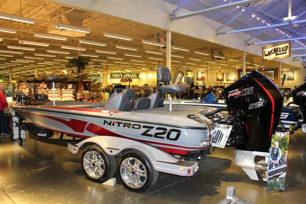 2020 Nitro boat for sale, model of the boat is Z20 & Image # 2 of 58