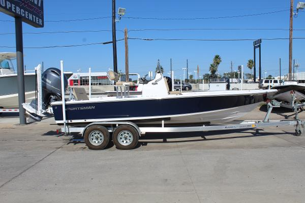 2018 Sportsman Boats boat for sale, model of the boat is Tournament 214 Bay Boat & Image # 4 of 15