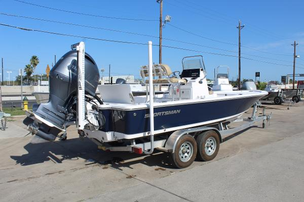 2018 Sportsman Boats boat for sale, model of the boat is Tournament 214 Bay Boat & Image # 5 of 15