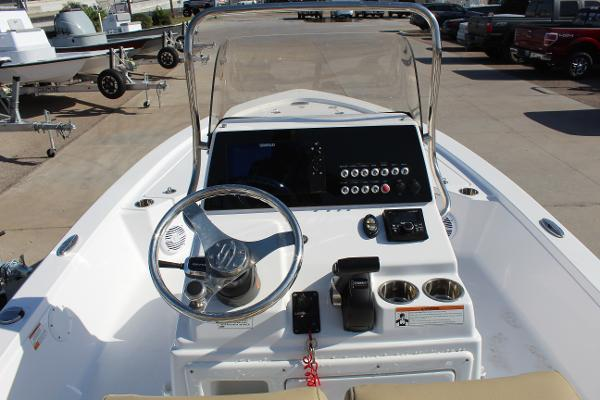 2018 Sportsman Boats boat for sale, model of the boat is Tournament 214 Bay Boat & Image # 13 of 15