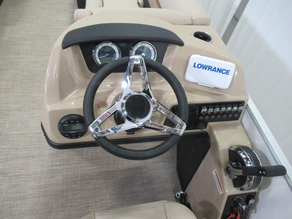 2021 Barletta boat for sale, model of the boat is C22U & Image # 8 of 20