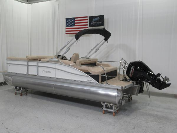 2021 Barletta boat for sale, model of the boat is C22U & Image # 3 of 20