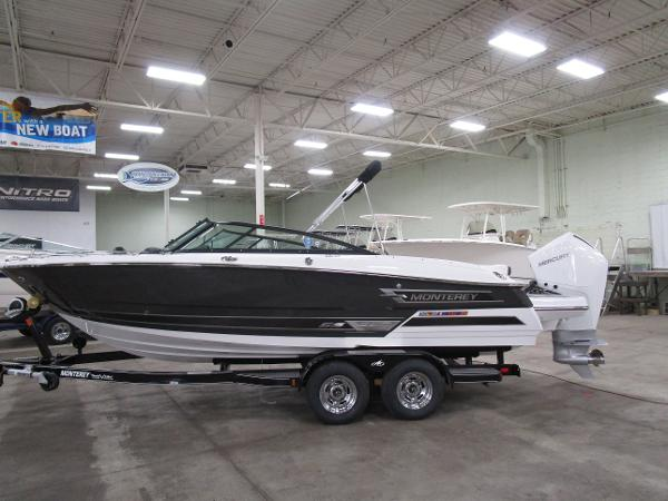 2020 Monterey boat for sale, model of the boat is 235 Super Sport & Image # 3 of 9