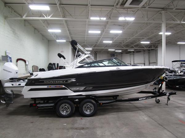 2020 Monterey boat for sale, model of the boat is 235 Super Sport & Image # 1 of 9