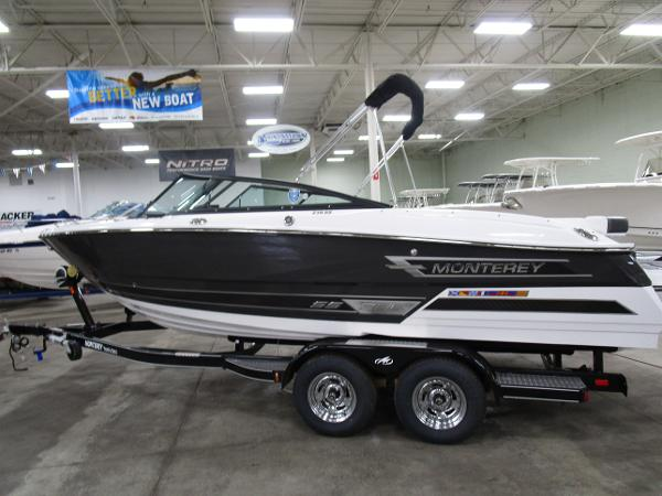 2020 Monterey boat for sale, model of the boat is 235 Super Sport & Image # 2 of 9