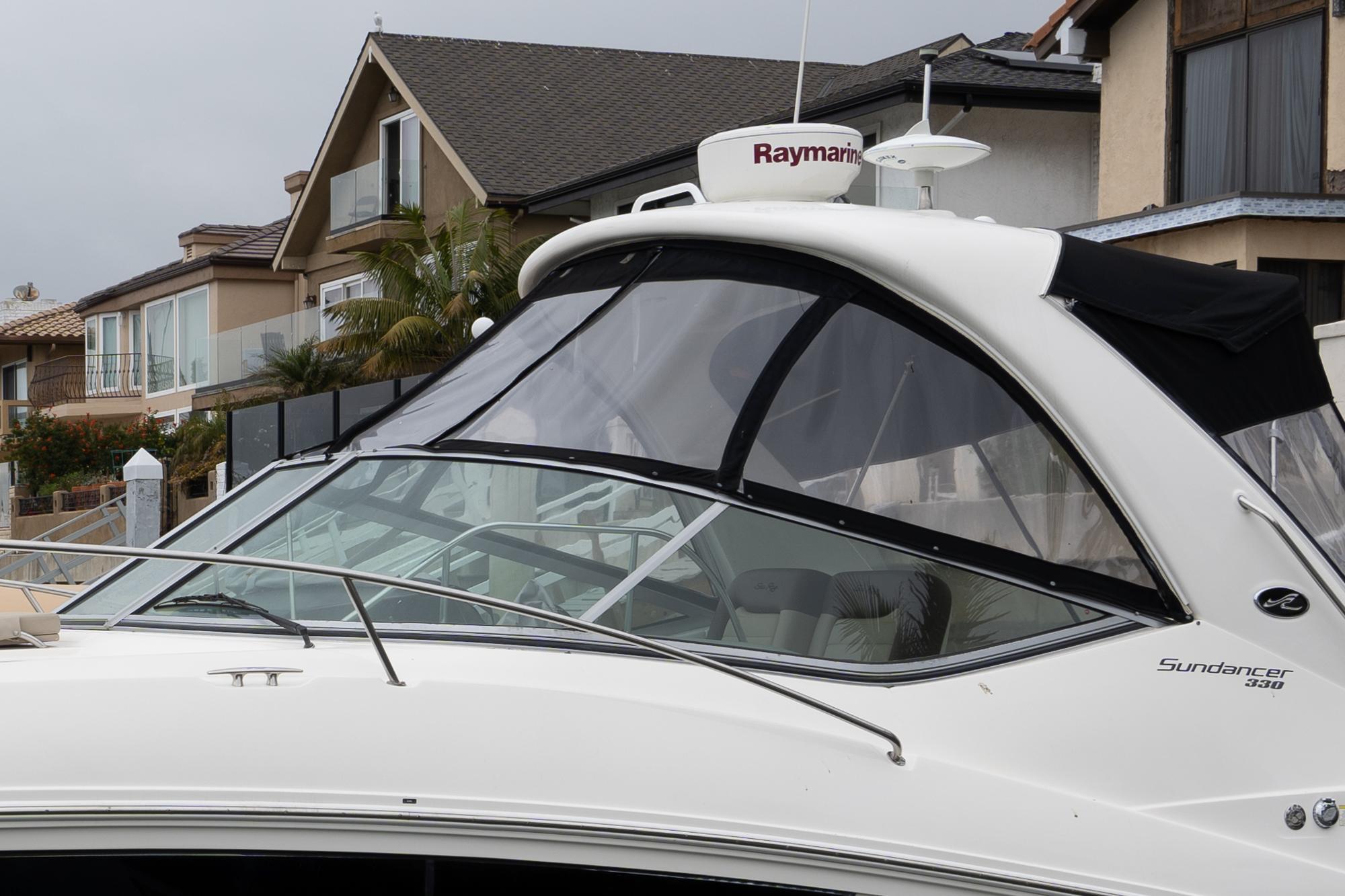 2014 Sea Ray 330 Sundancer #TB2287RM-LLC inventory image at Sun Country Coastal in San Diego