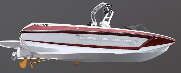 2021 Nautique boat for sale, model of the boat is Super Air Nautique GS24 & Image # 5 of 5