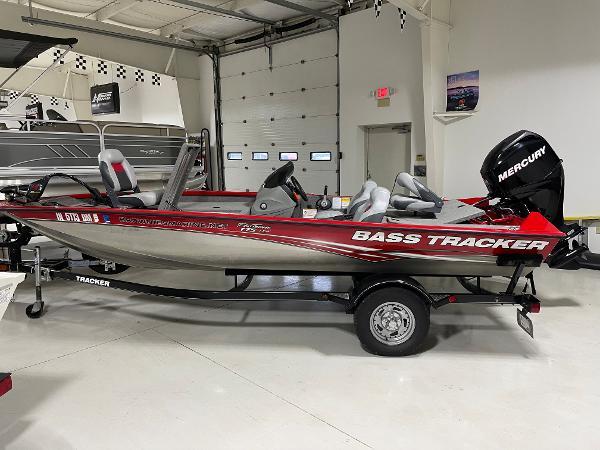 2012 Tracker Pro Team 175 TXW