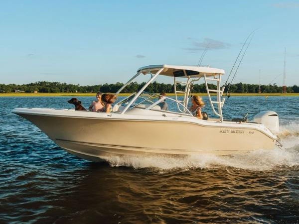 2021 Key West boat for sale, model of the boat is 239DFS & Image # 1 of 1