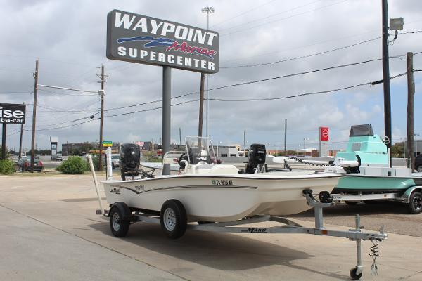 2021 Mako boat for sale, model of the boat is 17 Pro Skiff & Image # 1 of 10