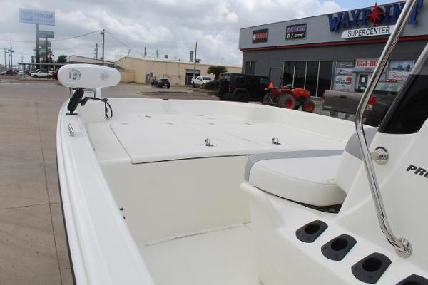 2021 Mako boat for sale, model of the boat is 17 Pro Skiff & Image # 9 of 10