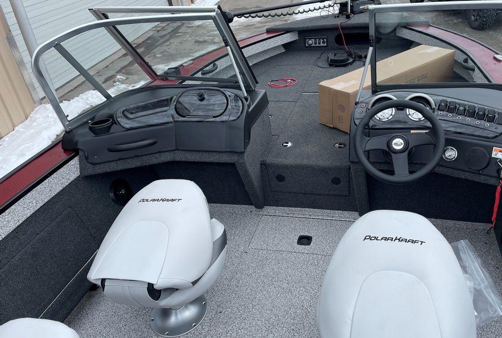 2021 Polar Kraft boat for sale, model of the boat is Kodiak 185 Pro & Image # 5 of 12