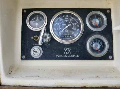Engine Gauges
