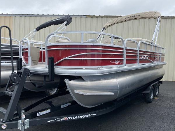 2021 Sun Tracker boat for sale, model of the boat is FB 20 DLX - NWW & Image # 1 of 10