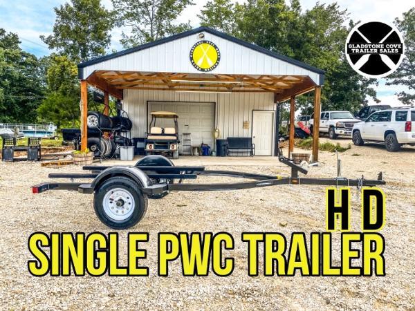 2022 Haul-Rite HD Single PWC Trailer image