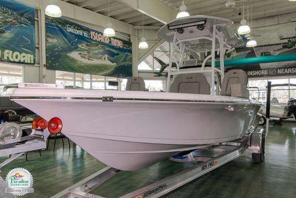 2022 Sea Pro 248 DLX BAY