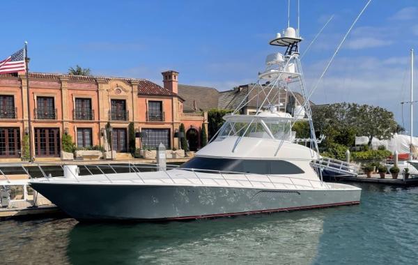 2008 Viking 60 Convertible