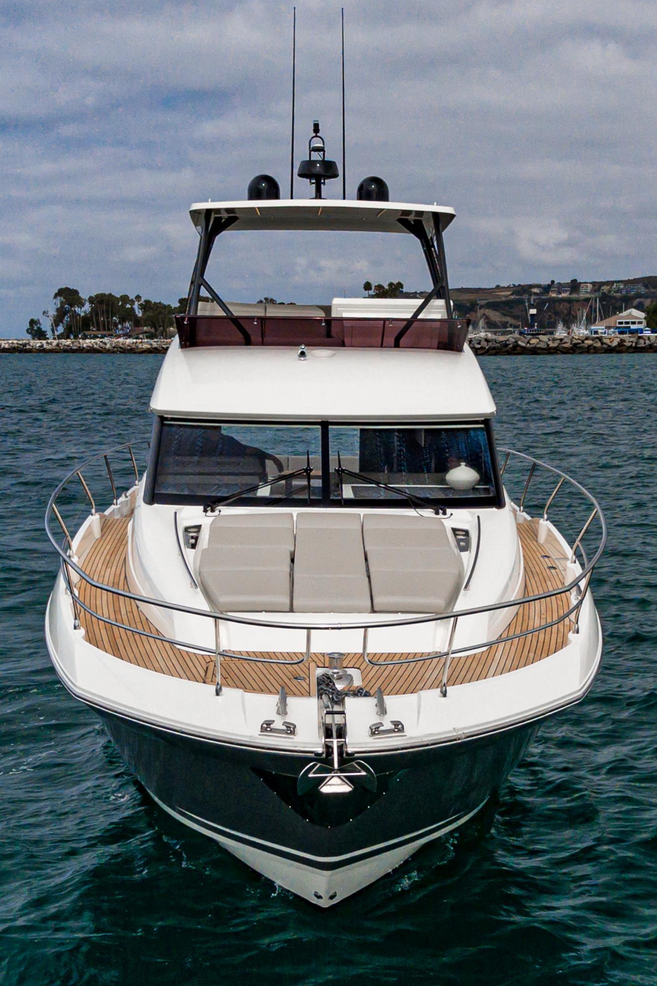 2021 Prestige 520 Fly #PR134F inventory image at Sun Country Coastal in Newport Beach