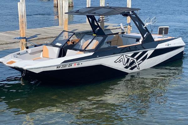 2020 ATX Surf Boats ATX 24