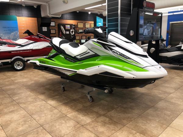 2021 Yamaha WaveRunner FX Cruiser HO