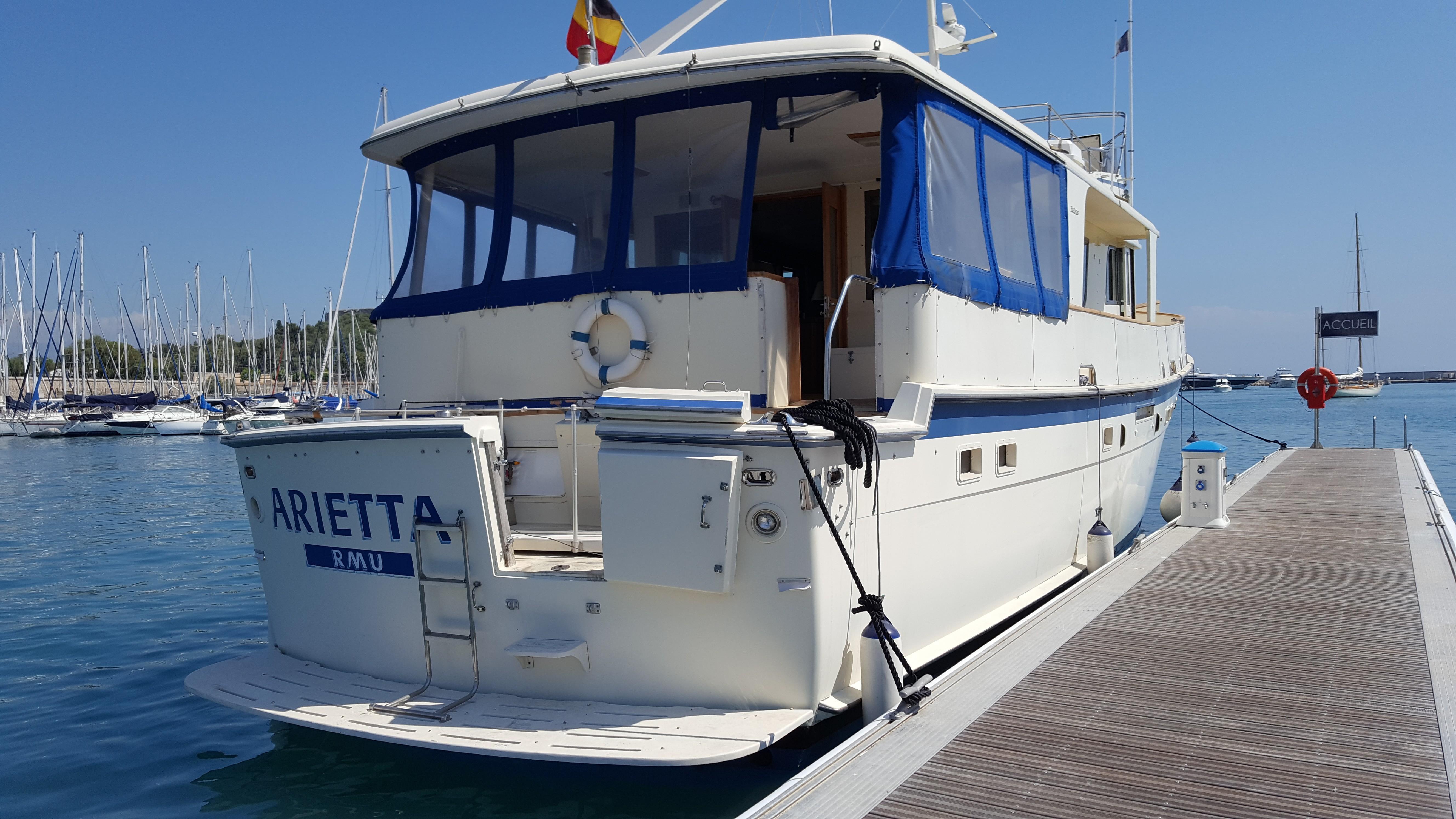 Hatteras 65 LRC - Antibes