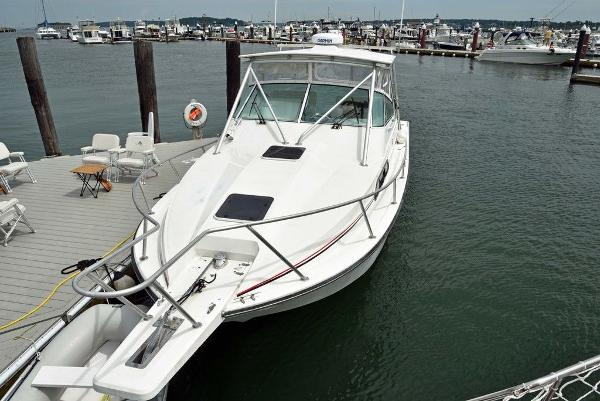 1991 Boston Whaler boat for sale, model of the boat is 31' & Image # 2 of 26