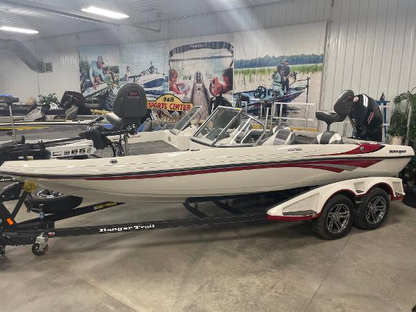 2021 Ranger Boats boat for sale, model of the boat is 212LS & Image # 2 of 8