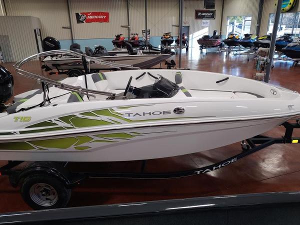2020 Tahoe boat for sale, model of the boat is T16 & Image # 1 of 6