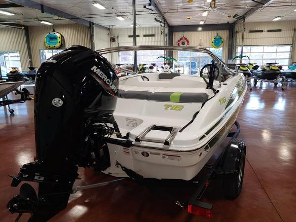 2020 Tahoe boat for sale, model of the boat is T16 & Image # 5 of 6