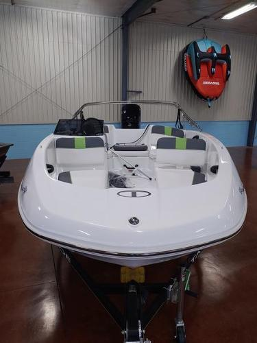 2020 Tahoe boat for sale, model of the boat is T16 & Image # 6 of 6