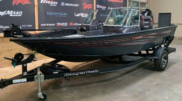 2021 Ranger Boats boat for sale, model of the boat is VS1682 DC & Image # 5 of 12