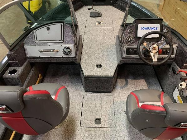 2021 Ranger Boats boat for sale, model of the boat is VS1682 DC & Image # 12 of 12