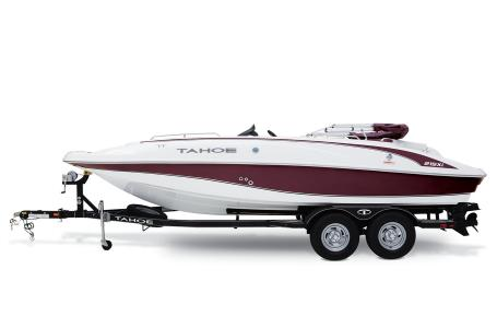 2021 Tahoe boat for sale, model of the boat is 215 Xi & Image # 32 of 36
