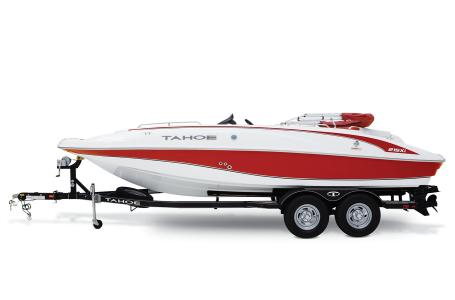 2021 Tahoe boat for sale, model of the boat is 215 Xi & Image # 34 of 36