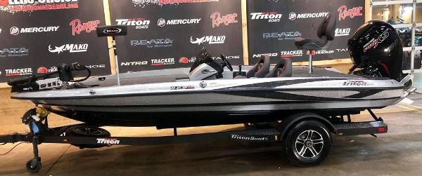 2021 Triton boat for sale, model of the boat is 189 TRX & Image # 1 of 18
