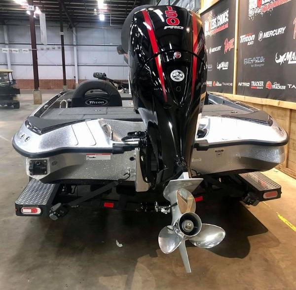 2021 Triton boat for sale, model of the boat is 189 TRX & Image # 13 of 18