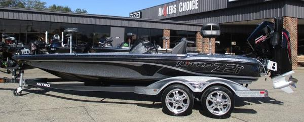 2021 Nitro boat for sale, model of the boat is Z21 Pro & Image # 1 of 8