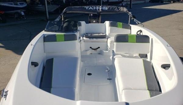 2021 Tahoe boat for sale, model of the boat is T16 & Image # 3 of 10