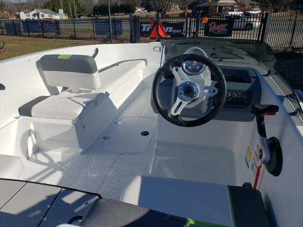 2021 Tahoe boat for sale, model of the boat is T16 & Image # 4 of 10