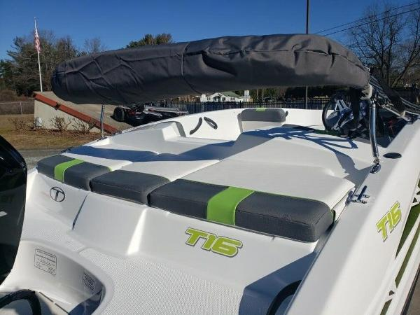 2021 Tahoe boat for sale, model of the boat is T16 & Image # 7 of 10