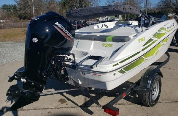 2021 Tahoe boat for sale, model of the boat is T16 & Image # 8 of 10
