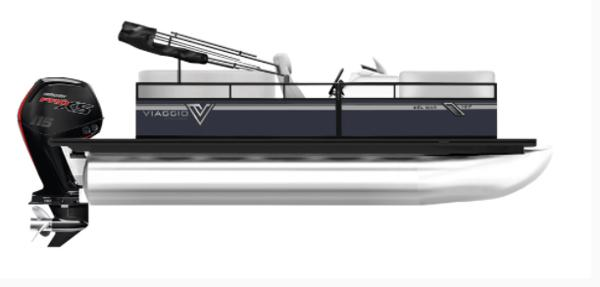 2021 Viaggio DM20C pontoon with 90Hp Suzuki