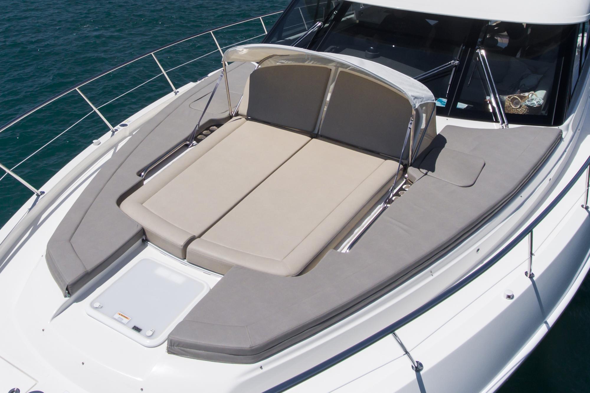 2019 Riviera 5400 Sport Yacht #TB5405MC-LLC inventory image at Sun Country Coastal in Dana Point