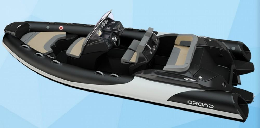 Grand GOLDEN LINE G580 CRUISERS (Nuevo)
