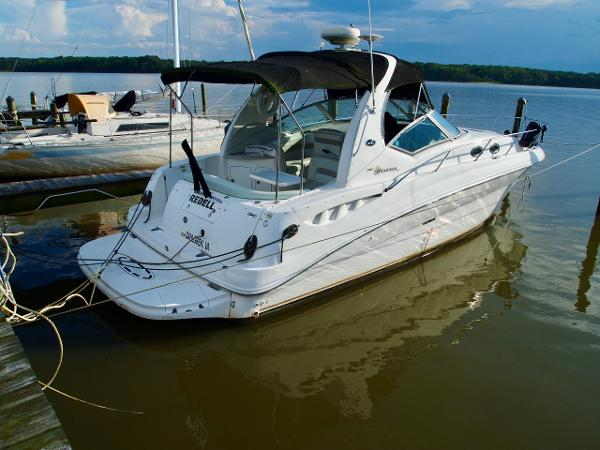 2002 Sea Ray 320 Sundancer