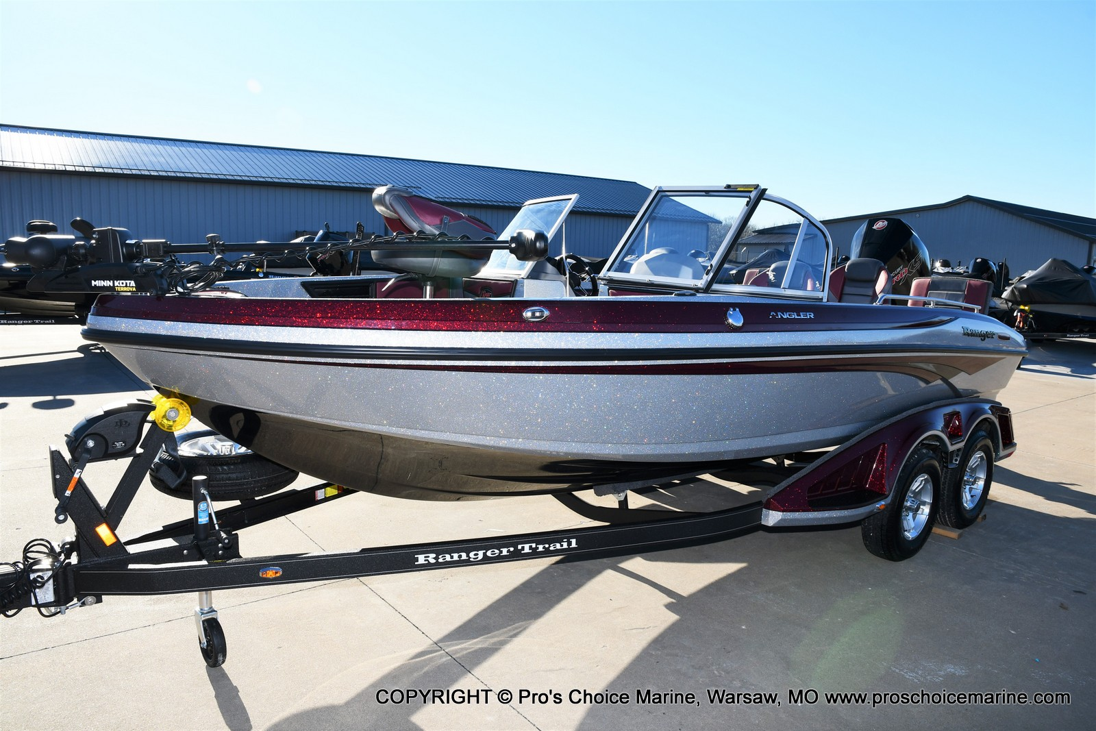 2021 Ranger Boats boat for sale, model of the boat is 1880MS Angler w/200HP Pro-XS & Image # 5 of 50